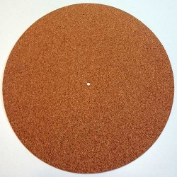 Simply Analog Couvre Plateau Liege Cork Slipmat