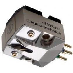 Audio Technica AT33Sa Cellule Phono à Bobines Mobiles