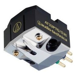 Audio Technica AT33PTG/II Cellule Phono à Bobines Mobiles