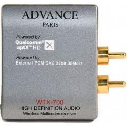 Advance Acoustic WTX 700 meilleur prix Normandie le Havre Rouen Fécamp Dieppe Caen Evreux Bretagne St Lo Seine Maritime Paris