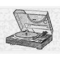 Platines pour disques Vinyles (33 & 45 tours)